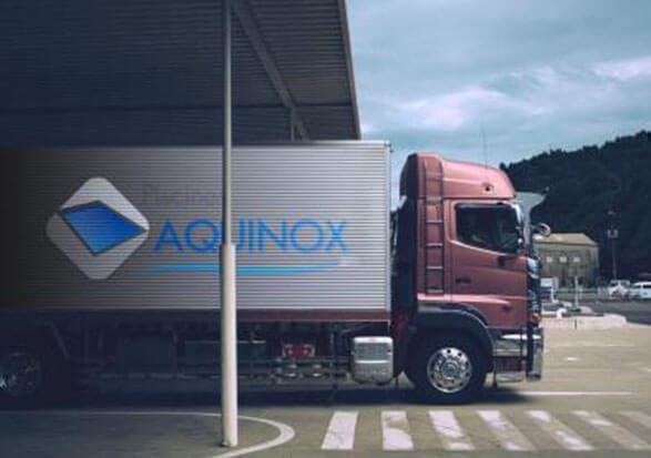 Camion piscines Aquinox