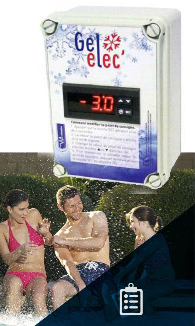 produit gestion Gelelec aquinox piscine
